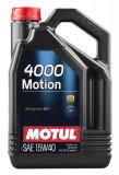 Cumpara ieftin Ulei motor Motul 4000 (4L) SAE 15W40 ;API CF; SL; ACEA A3; B3; MB 229.1