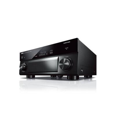 Receiver AV Yamaha Aventage RX-A1080 MusicCast Black foto