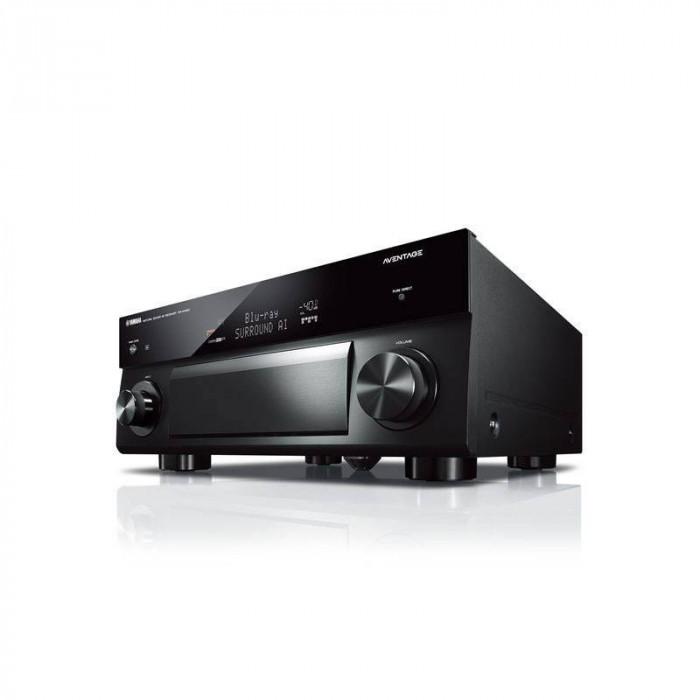 Receiver AV Yamaha Aventage RX-A1080 MusicCast Black