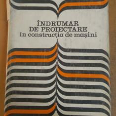 I. Drăghici, Îndrumar de Proiectare în construcția de mașini, Vol.1, 1981