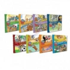 Colectia carti & DVD-uri Tom & Jerry + BONUS