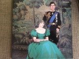 royal wedding of the prince of wales and the lady diana disc vinyl lp bbc 1981