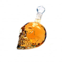 Sticla Craniu Crystal Head by Borealy