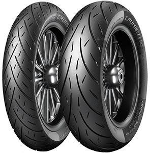 Motorcycle Tyres Metzeler Cruisetec ( 130/60B19 TL 61H M/C, Roata fata )