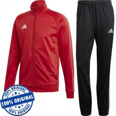 Trening Adidas Core pentru barbati - trening original - pantaloni conici, M, S, XXL, Poliester