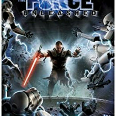 Joc PSP Star Wars The Force Unleashed - A