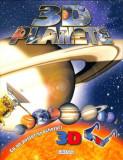 3D Planete (poster + ochelari)
