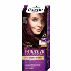 Vopsea de par Intensive Color Cream, RFE3 Brun Violet Intens, 100 ml