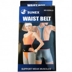 Centura Lombara Waist Belt Sunex 020XLD