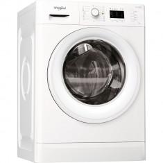 Masina de spalat Whirlpool FWL71052W EU, 7 kg, 1000 rpm, 10 programe, FreshCare+, Optiune intarziere program, SoftMove, A++, Alb