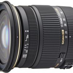 Sigma 17-50mm obiectiv foto DSLR f2.8 ex HSM OS montura Canon EF-S