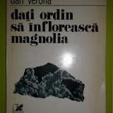 Dan Verona - Dati ordin sa infloreasca magnolia