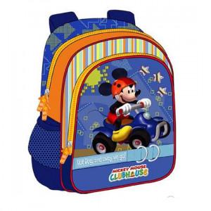 Ghiozdan tip rucsac scoala Mickey Mouse Clubhouse