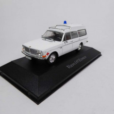Macheta Volvo 145 Express Atlas 1:43