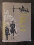 CERVANTES - ISCUSITUL HIDALGO DON QUIJOTE DE LA MANCHA( CARTONATA )
