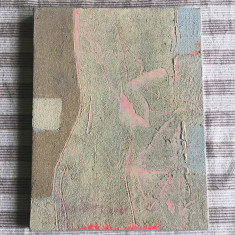 "Tablou Sorin Nicodim ""Nud"", Abstract, Pastel"