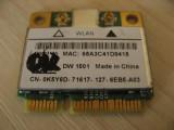 Cumpara ieftin Placa wireless laptop Dell Latitude E6510, DW 1501, 0K5Y6D, BCM94313HMG2L