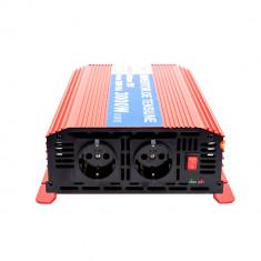 Aproape nou: Invertor de tensiune PNI L3000W alimentare 12V iesire 230V
