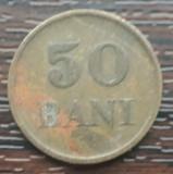 (MR6) MONEDA ROMANIA - 50 BANI 1947, REFORMA MONETARA