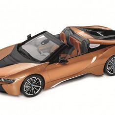 Macheta originala Bmw i8 Roadster scala 1:18