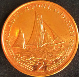 Moneda exotica 2 PENCE - ISLE OF MAN, anul 2000 *cod 2600 = A.UNC, Europa