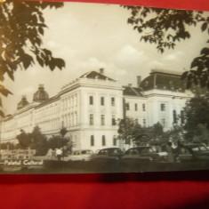 Ilustrata Cluj - Palatul Cultural  circulat 1959