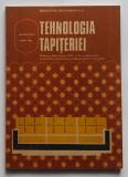 Nicolae Marin, Longin Isar - Tehnologia Tapiteriei. Manual licee 1995  (5 poze)