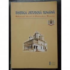 BISERICA ORTODOXA ROMANA