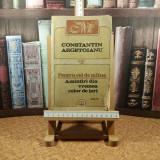 """Constantin Argetoianu - Amintiri din vremea celor de ieri Vol. 1 """"A6863"""""""