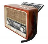 Radio portabil Solar 6 benzi, Bluetooth USB Card