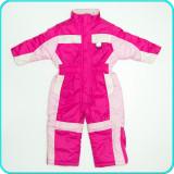 Salopeta de iarna, groasa, impermeabila, OKAY → fete | 12—18 luni | 86 cm