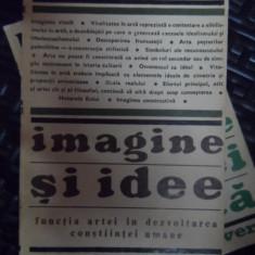 Imagine Si Idee - Herbert Read ,548587