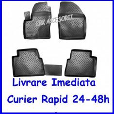 Covorase tip tavita cauciuc moale fara miros Ford C-Max II 2010-> AL061119-34