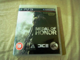 Medal of Honor, PS3, original, alte sute de titluri