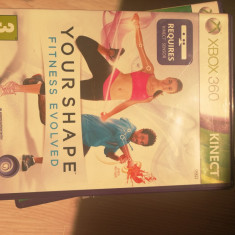 Your shape kinect xbox 360