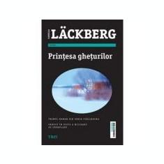 Printesa gheturilor - Camilla Lackberg