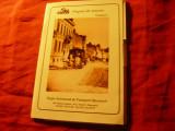 Carnet 10 ilustrate Ed. RATB vol I 2012 - tramvaie vechi, Necirculata, Printata