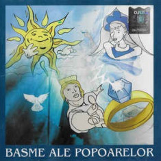 CD Dr. Maria-Mihaela Grajdian – Basme Ale Popoarelor Vol. 1