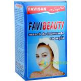 Favi Beauty Masca cu Argila 100g