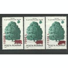 2000 - Specii forestiere LP1534, serie neuzata supratipar