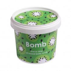 Exfoliant de corp Kiwi Lime Bomb, 365 ml