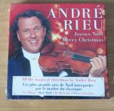 Andre Rieu - Merry Christmas / Joyeux Noel CD Box