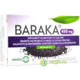 Baraka 450mg Negrilica (Chimen negru) 24cps moi