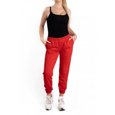 Pantaloni Trening Rosu Skylar foto