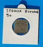 Moneda - Jeton vechi perioada regala 1930 STEAUA ROMANA SCHELA valoare 50 Lei