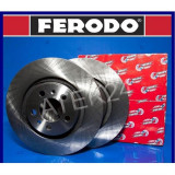Disc frana fata Opel Astra F, Vectra A, Corsa A, B 236mm Ferodo 10924