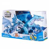 Jucarie interactiva Robo Alive, Ice Blasting Dragon