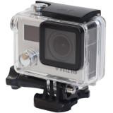Camera Sport iUni Dare F88, Full HD 1080P, 12M, Waterproof, Argintiu