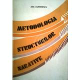 Metodologia structurilor narative