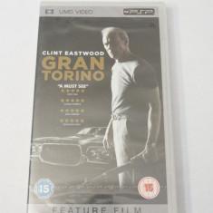 Film UMD Sony PSP Playstation - Clint Eastwood Gran Torino - sigilat